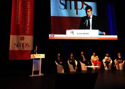 Nous y étions, et vous ? 69ème Congrès du SMPS